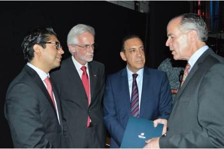 Logra Omar Fayad 3 mil mdp más en nuevas inversiones para Hidalgo