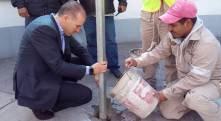 Luego de 15 años, alcaldía Pachuca rehabilita zona de hospitales