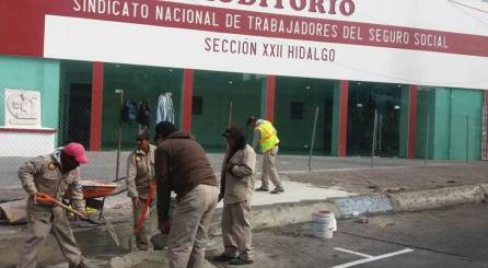 Luego de 15 años, alcaldía Pachuca rehabilita zona de hospitales5