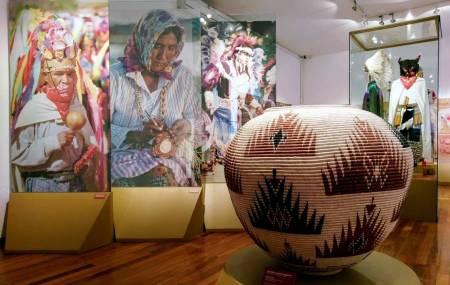 magna exposición de los pueblos originarios del norte de México1