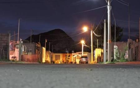 Municipio de Mineral de la Reforma rehabilita alumbrado de boulevares y al interior de colonias 1