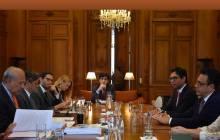 Omar Fayad Meneses firma acuerdo con la OCDE para consolidar el desarrollo económico del estado8