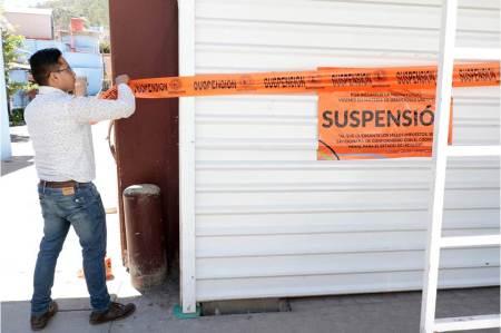 Por seguridad y prevención, suspende Presidencia Municipal obra en colonia Centro2