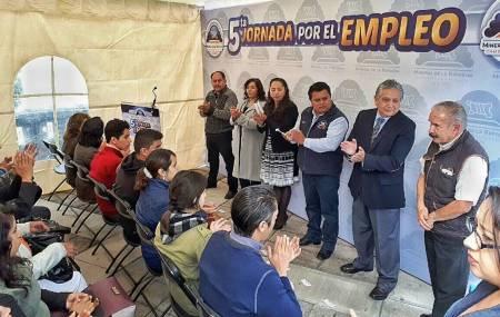 Promoción permanente de vacantes laborales a través de jornadas por el empleo en Mineral de la Reforma .jpg
