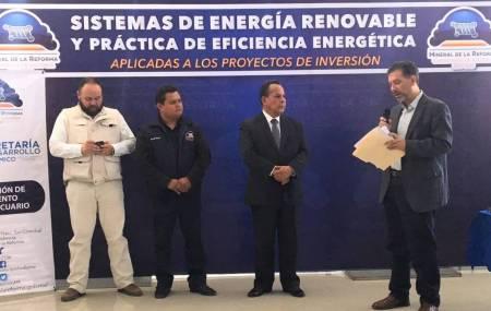 Promueve Mineral de la Reforma talleres para proyectos de inversión sustentables 1