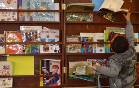 Promueve SEPH la lectura y escritura en niñas y niños de Educación Básica