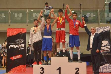 Pugilistas conquistan 12 medallas en el Festival Olímpico de Boxeo 2.jpg