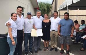 Sedeso llevó Feria de documentación a Migrantes en Florida1