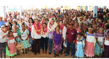 SEDESOL Delegación Hidalgo fortalece acciones sociales en Huautla1.jpg