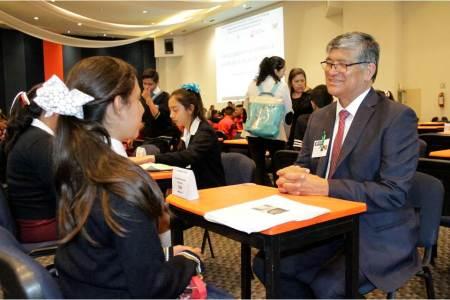 """SEPH realizó demostración pública del programa """"Fortalecimiento académico a través de la relación tutora"""""""