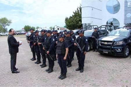 "Suma Hidalgo a operativo interestatal ""Fuerza Conago"""
