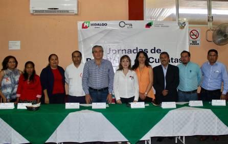 Titular de la Secretaría de Contraloría encabeza la Jornada de Rendición de Cuentas en Huejutla1