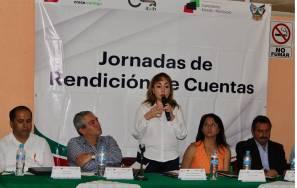 Titular de la Secretaría de Contraloría encabeza la Jornada de Rendición de Cuentas en Huejutla2