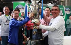 """Torneo Intergubernamental de futbol rápido """"Mineralreformenses Cambiando La Historia""""1"""