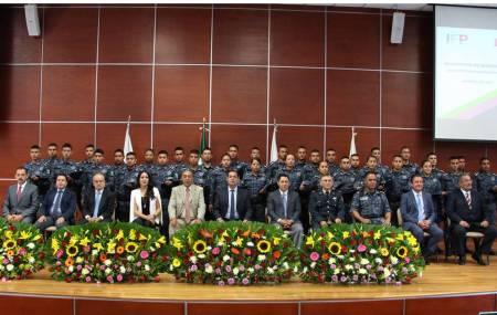 67 policías con carrera a la Secretaría de Seguridad Pública de Hidalgo.jpg