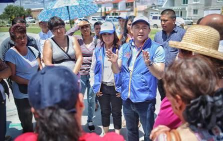 """Acciones por tu Colonia"""", llega a Privadas de San Fernando 3"""