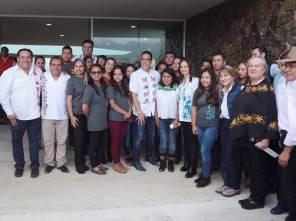 Acto de justicia social, entrega de las instalaciones de la Universidad Intercultural de Hidalgo, Omar Fayad