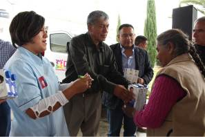 """Arranca en Tizayuca el programa """"DIF y LALA Uniendo Familias"""""""