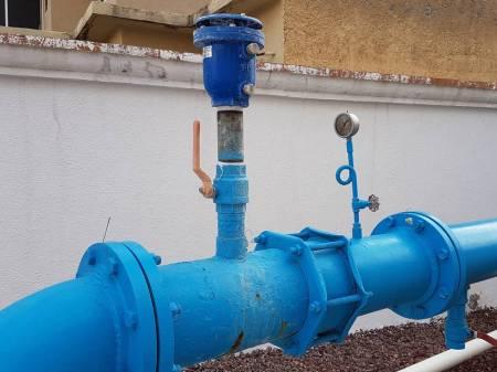 Arranca mantenimiento en todo el Sistema de Bombeo de Agua en Tizayuca