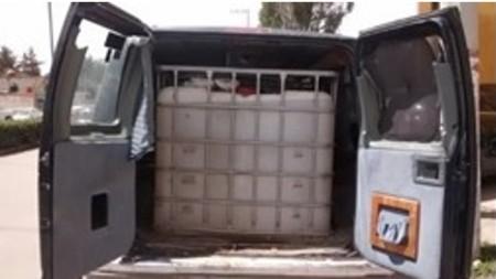 Aseguran 7 mil litros de combustible en la zona de Tepeapulco2