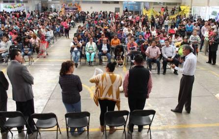 Autoridades municipales y de salud promueven la práctica de la lactancia materna en Tizayuca1