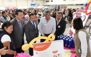Autoridades municipales y de salud promueven la práctica de la lactancia materna en Tizayuca3