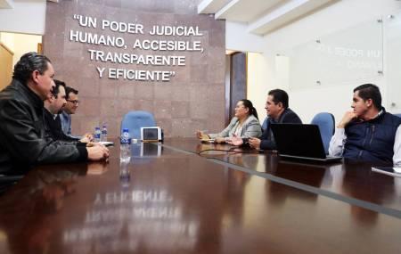 Avanza implementación de Ley de Mejora Regulatoria en el TSJEH