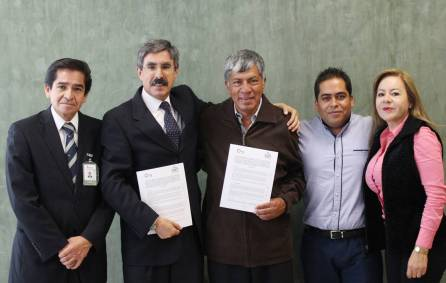 Ayuntamiento de Tizayuca e ITAIH Firman convenio2
