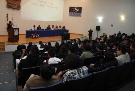 Bienvenida al nuevo semestre en ICSa-5