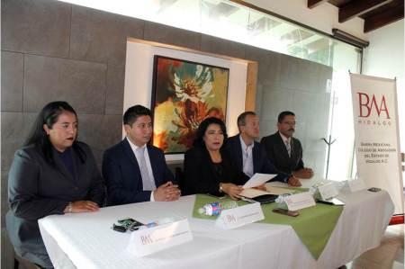 BMA Hidalgo se pronuncia por participar en el Sistema Anticorrupción