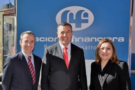 Capacitará Nacional Financiera a emprendedores tepeapulquenses