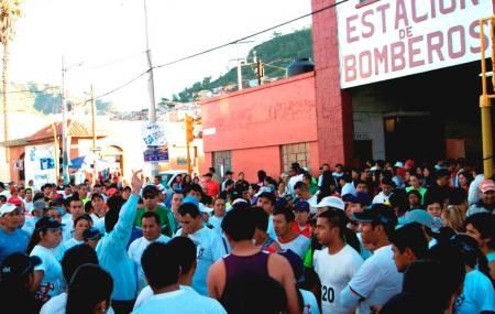 Celebrarán en Hidalgo Día Nacional del Bombero con carrera atlética de 10k