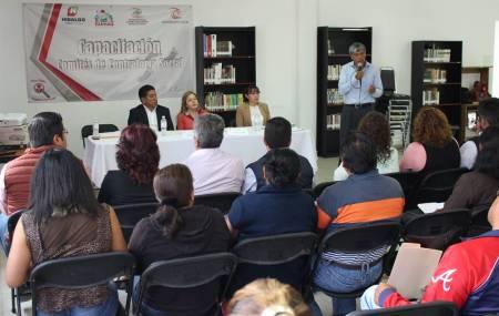 Comités de Contraloría Social de Tizayuca reciben capacitación1.jpg
