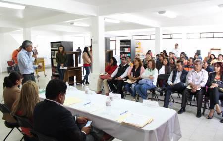 Comités de Contraloría Social de Tizayuca reciben capacitación2