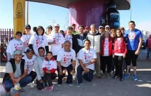 Con gran éxito se realizó la Carrera Atlética Aguatlón, a beneficio de 8 personas con insuficiencia renal1
