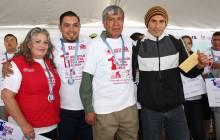 Con gran éxito se realizó la Carrera Atlética Aguatlón, a beneficio de 8 personas con insuficiencia renal5