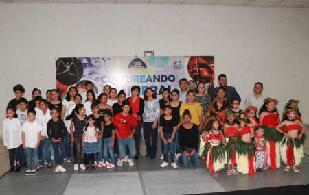 Concluyen cursos de verano de Educación Artistica en Pachuquilla .jpg