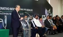 Coordinación histórica con iniciativa privada, suma esfuerzos por la salud de los hidalguenses