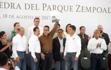 Coordinan esfuerzos en Hidalgo para mejorar la vida de las familias de Zempoala1
