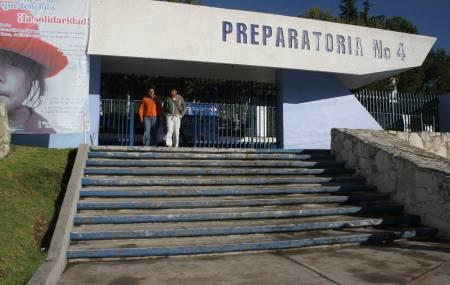 Cumple 34 años de vida institucional Preparatoria 4 1