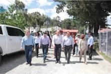 Cumple Víctor Velasco compromiso presidencial en Real del Monte