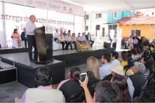 Cumple Víctor Velasco compromiso presidencial en Real del Monte2