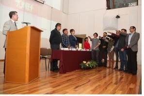Designa rector secretarios académicos y subdirectores de ICAp, IA y Prepa 2
