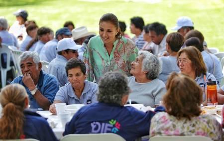 DIF Mineral de la Reforma festeja a lo grande Mes del Adulto Mayor 2