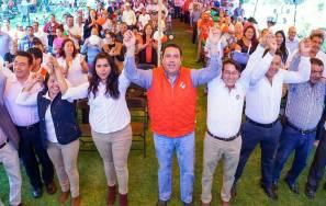 Dirigente estatal del PRI hace un llamado a la militancia para sumarse con miras al 20184