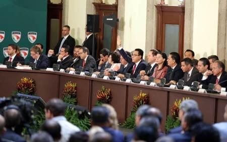 El Consejo Nacional de Seguridad Pública aprueba las propuestas del gobernador Omar Fayad