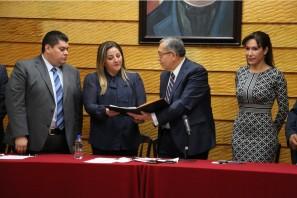 El Gobierno del Estado presenta Iniciativas de Reforma Electoral ante el Congreso Local