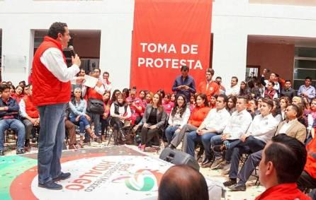 En los jóvenes está el futuro de Hidalgo1