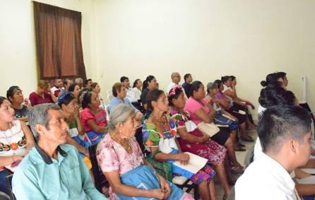 Entregan certificados a intérpretes por el Día Internacional de los Pueblos Indígenas3