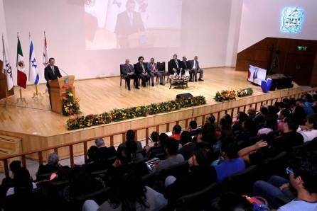 Entregan Mérito Editorial Universitario a la Autónoma de Nuevo León4